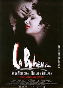 Film poster: La Bohéme