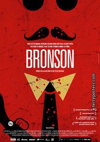Film poster: Bronson