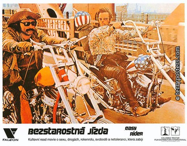 Film poster: Easy Rider 2