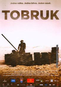Plakát: Tobruk
