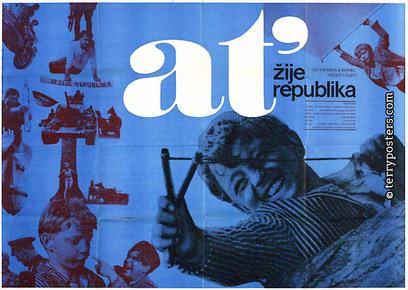 Plakát: Ať žije republika 2