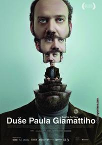 Plakát: Duše Paula Giamattiho