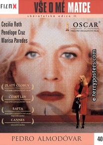 DVD: Vše o mé matce