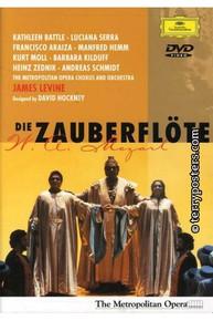 DVD: Kouzelná flétna