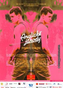Film poster: Anglické jahody