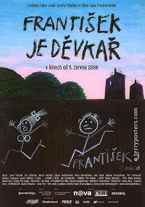 Plakát: František je děvkař