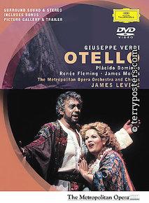 DVD: Otello - Domingo