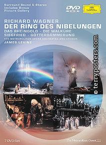 DVD: Prsten Nibelungův (box - 7 DVD)