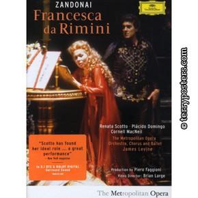 DVD: Francesca da Rimini
