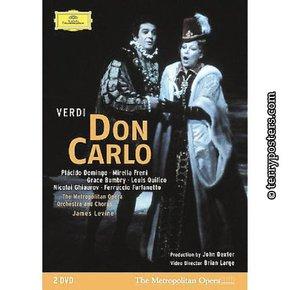 DVD: Don Carlo
