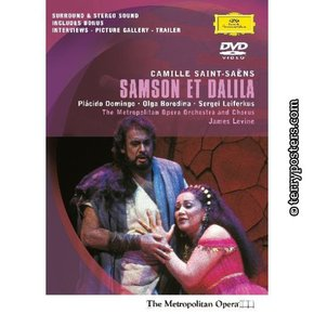 DVD: Samson et Dalila