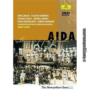 DVD: Aida