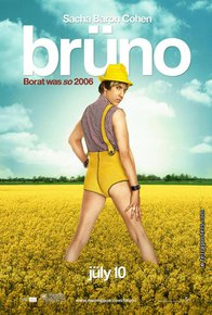 Film poster: Bruno