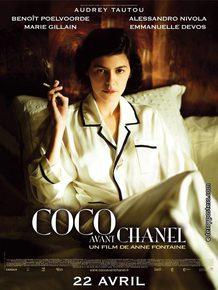 Plakát: Coco chanel