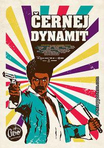 Plakát: Černej dynamit