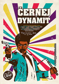 Film poster: Black dynamite
