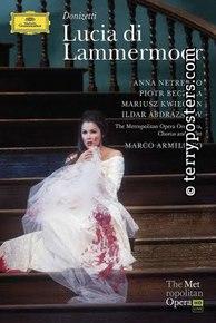 DVD: Lucia di Lammermoor - Netrebko