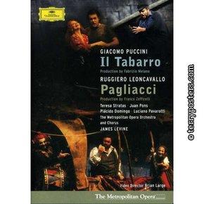 DVD: Plášť / Komedianti