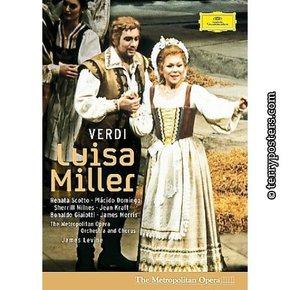 DVD: Luisa Millerová