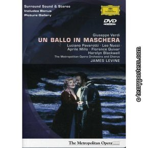 DVD: Un Ballo in Maschera