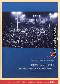DVD: November 1989 očima slovenských dokumentaristov