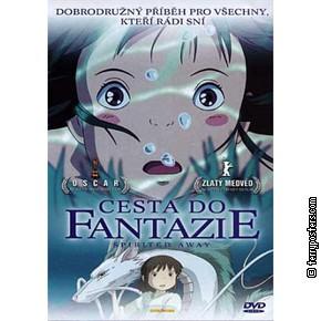 DVD: Cesta do fantazie