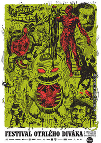 Film poster: Festival Otrlého diváka 1 - 6. ročník