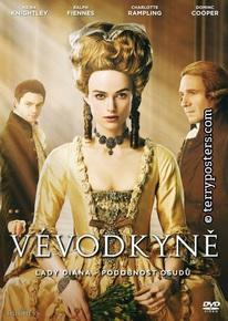 DVD: Vévodkyně