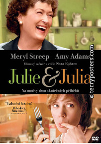 DVD: Julie a Julia