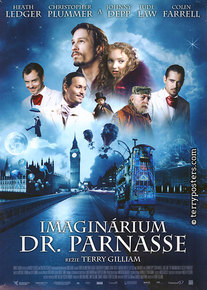 Film poster: The Imaginarium of Doctor Parnassus