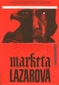 Film poster: Marketa Lazarová 02