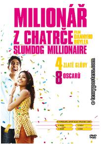 DVD: Milionář z chatrče
