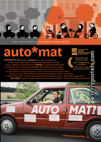 DVD: Auto*mat + bonusy