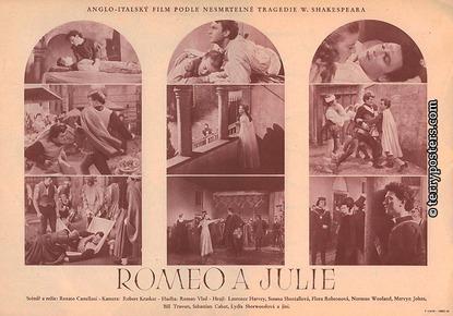 Plakát: Romeo a Julie 3