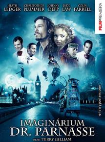 DVD: Imaginárium Dr. Parnasse