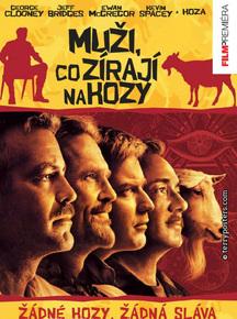 DVD: Muži, co zírají na kozy