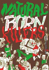 Plakát: Takoví normální zabijáci