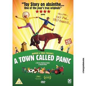 DVD: Panika v městečku