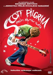DVD: Scott Pilgrim proti zbytku světa
