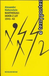 Book: Warthegau: Deník z let 1941-42
