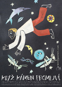 Plakát: Když kámen promluví
