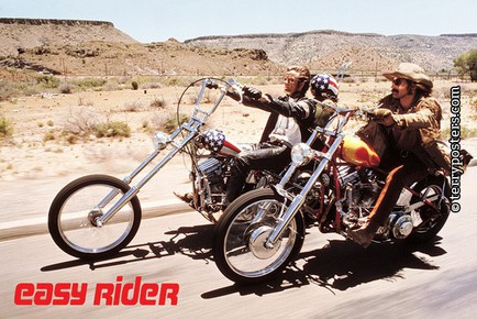 Film poster: Easy rider 6