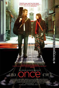 Film poster: Once