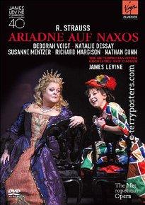 DVD: Ariadna na Naxu - Deborah Voigt