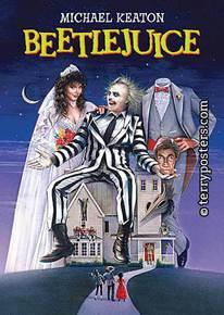 DVD: Beetlejuice