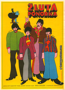 Film poster: Yellow Submarine 2
