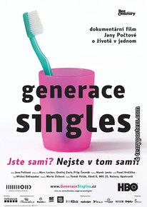 Plakát: Generace singles