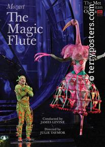 DVD: Kouzelná flétna - v angličtině