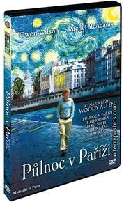 DVD: Půlnoc v Paříži