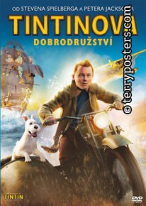 DVD: Tintinova dobrodružství